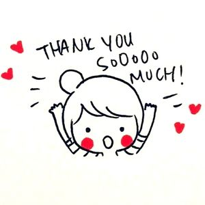 Thanks so much for your support!